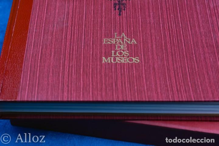Libros de segunda mano: LA ESPAÑA DE LOS MUSEOS J.A. Gaya Nuño.. MINISTERIO INFORMACIÓN Y TURISMO, 1970. - Foto 3 - 203750430