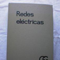Libros de segunda mano: REDES ELECTRICAS DE ALTA Y BAJA TENSION. Lote 203762000