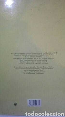 Libros de segunda mano: BESTIARIO de OPS (Andrés Rabago) - Foto 3 - 203818231