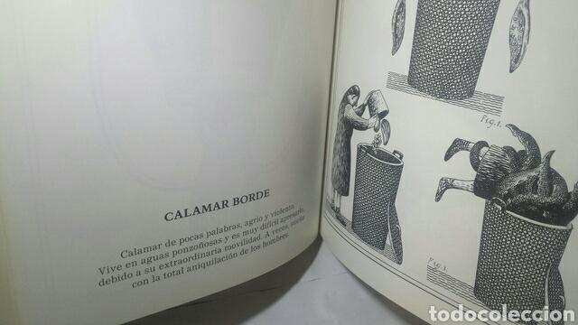 Libros de segunda mano: BESTIARIO de OPS (Andrés Rabago) - Foto 4 - 203818231