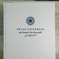Livres d'occasion: ATLAS UNIVERSAL DE FERNAO VAZ DOURADO, MOLEIRO. Lote 203915915