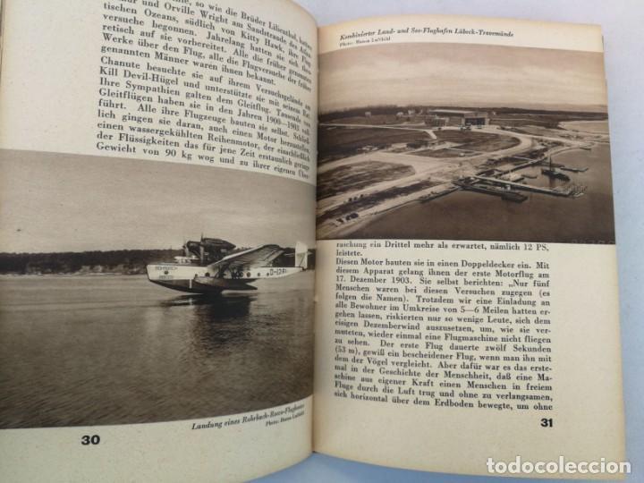 Libros de segunda mano: ANTIGUO Y PRECIOSO LIBRO DIE WELT DER FLIEGER - EL MUNDO DE LOS PILOTOS - AVIACION - EN ALEMAN - 75 - Foto 2 - 204139173