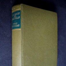 Libros de segunda mano: OBRAS ESCOGIDAS. RAMON DEL VALLE INCLAN. AGUILAR. 1974. Lote 204146536