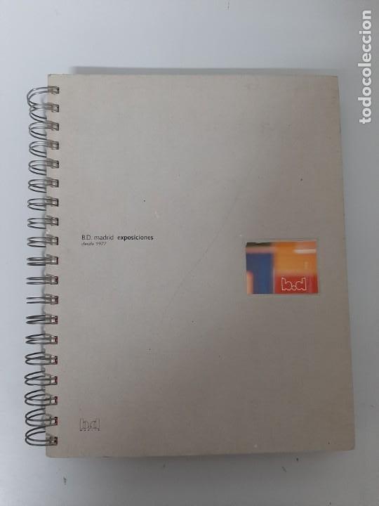 BD, MADRID, EXPOSICIONES DESDE 1977, CATALOGO DE DISEÑO / DESIGN CATALOGUE, B.D. EDICIONES DE DISEÑO (Libros de Segunda Mano - Bellas artes, ocio y coleccionismo - Otros)
