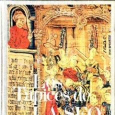 Libros de segunda mano: LOS TAPICES DE LA SEO DE ZARAGOZA. VV.AA.. Lote 204173822