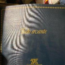 Libros de segunda mano: TODO AVANTE. HISTORIA DE LA COMPAÑIA NAVIERA TRANSMEDITERRANEA 1917-1992. Lote 204368113