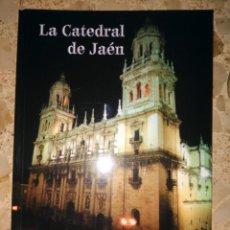 Libros de segunda mano: LA CATEDRAL DE JAÉN ... MÁS QUE ARTE - AA. VV. - HIMNOS LITÚRGICOS - 2003. Lote 204374965