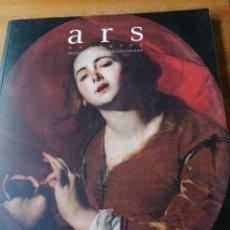 Livres d'occasion: ARS. MAGAZINE. N. 20.REVISTA DE ARTE Y COLECCIONISMO. Lote 204381372