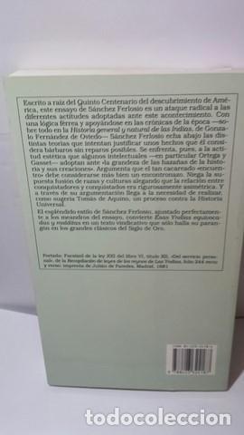 Libros de segunda mano: Esas Yndias equivocadas y malditas. Comentarios a la historia - Foto 2 - 204392075