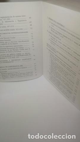 Libros de segunda mano: Las Conferencias Mundiales de Naciones Unidas sobre las Mujeres: Textos aprobados - Foto 3 - 204432067