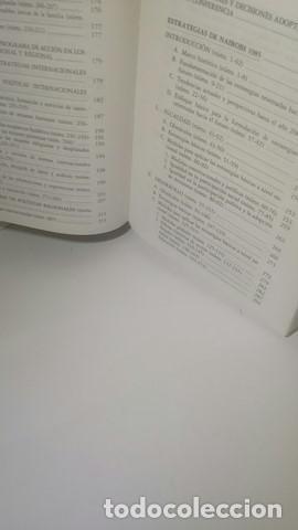 Libros de segunda mano: Las Conferencias Mundiales de Naciones Unidas sobre las Mujeres: Textos aprobados - Foto 4 - 204432067
