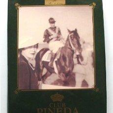 Libros de segunda mano: CLUB PINEDA. 50 AÑOS DE HISTORIA. SEVILLA. HÍPICA. Lote 204444446