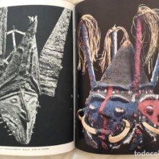 Libros de segunda mano: ANDRÉ MALRAUX -LE MUSÉE IMAGINAIRE DE LA ESCULTURA MONDIALE EDIT. PAR LA GALERIE DE LA PIÉIADE, 1952. Lote 204498770