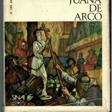 Libros de segunda mano: JUANA DE ARCO EDITOI. D. A. G. EL AÑO 1965. Lote 204516982