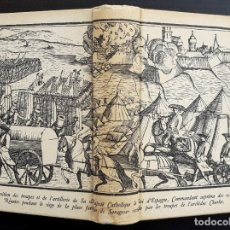 Livres d'occasion: 1974 - HISTORIA DEL GRABADO ANTIGUO - ILUSTRADO CON 73 GRABADOS - PAPEL VERJURADO CON FILIGRANA. Lote 204532412