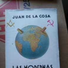 Libros de segunda mano: LAS MODERNAS TORRES DE BABEL JUAN DE LA COSA [CARRERO BLANCO]- GASTOS DE ENVIO GRATIS-FRANCMASONERIA. Lote 7629883