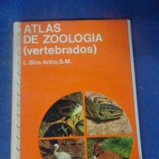 Livres d'occasion: ATLAS DE ZOOLOGÍA, ED. JOVER - , MUY ILUSTRADO , VER FOTOS. Lote 204699000