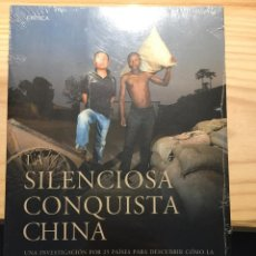 Libros de segunda mano: LA SILENCIOSA CONQUISTA CHINA. - JUAN PABLO CARDENAL.. Lote 195924211