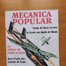 Libros de segunda mano: REVISTA MECANICA POPULAR - ABRIL 1968 - 27.5CM X 21CM - PEDIDO MINIMO TOTAL DE ENVIO 6€. Lote 204762646
