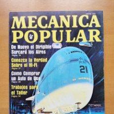 Libros de segunda mano: REVISTA MECANICA POPULAR - ENERO 1975 - 27.5CM X 21CM - PEDIDO MINIMO TOTAL DE ENVIO 6€. Lote 204762967