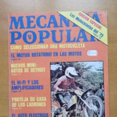 Libros de segunda mano: REVISTA MECANICA POPULAR - ABRIL 1975 - 27.5CM X 21CM - PEDIDO MINIMO TOTAL DE ENVIO 6€. Lote 204769420