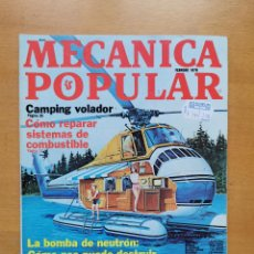 Libros de segunda mano: REVISTA MECANICA POPULAR - FEBRERO 1978 - 27.5CM X 21CM - PEDIDO MINIMO TOTAL DE ENVIO 6€. Lote 204769803