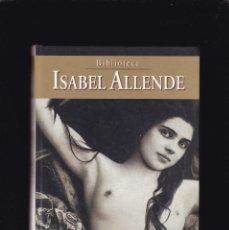 Libros de segunda mano: ISABEL ALLENDE - INÉS DEL ALMA MÍA - PLANETA DEAGOSTINI 2008. Lote 204821841