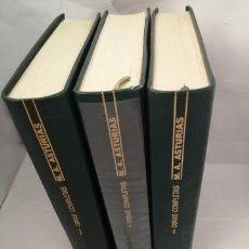Libros de segunda mano: OBRAS COMPLETAS DE MIGUEL ANGEL ASTURIAS. Lote 204850478
