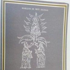 Libros de segunda mano: ALONSO DE CÁRDENAS ÚLTIMO MAESTRE DE LA ORDEN DE SANTIAGO - ANTONIO DE VARGAS ZÚÑIGA. 1976. Lote 204819101