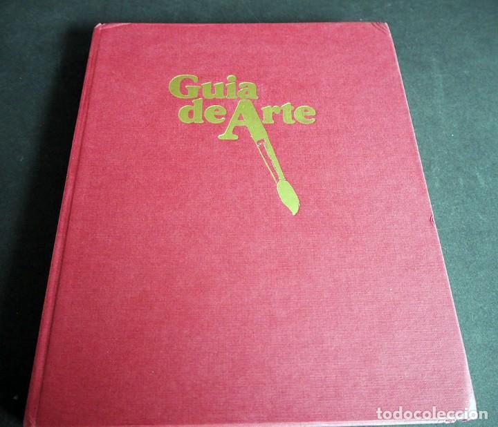 GUIA DE ARTE. ART-BOOK 90. 1991. (Libros de Segunda Mano - Bellas artes, ocio y coleccionismo - Otros)