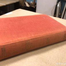 Libros de segunda mano: HISTORIA DEL NACIONALISMO VASCO. MAXIMIANO GARCÍA VENERO. EDITORA NACIONAL 1968.. Lote 205000048