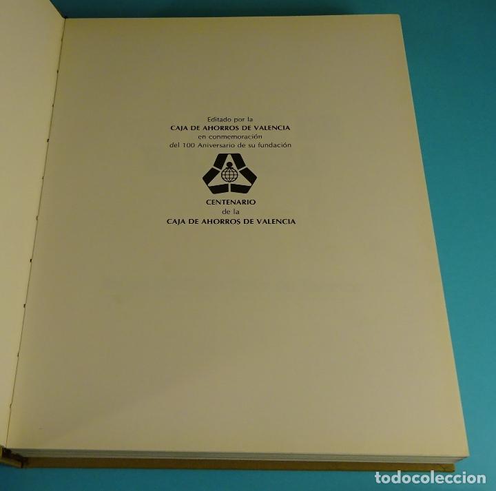 Libros de segunda mano: HISTORIA DEL ARTE DE VALENCIA. FELIPE Mª GARÍN ORTIZ DE TARANCO. EDITA CAJA DE AHORROS DE VALENCIA - Foto 2 - 205070620