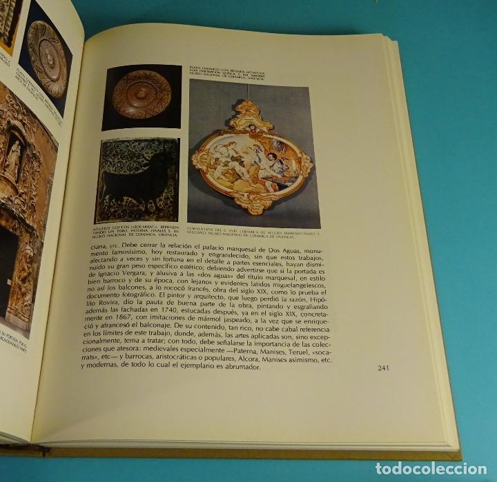 Libros de segunda mano: HISTORIA DEL ARTE DE VALENCIA. FELIPE Mª GARÍN ORTIZ DE TARANCO. EDITA CAJA DE AHORROS DE VALENCIA - Foto 5 - 205070620
