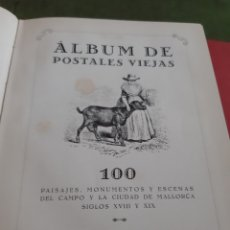 Libros de segunda mano: ALBUM DE POSTALES VIEJAS 1, 2 Y 3. Lote 205135733