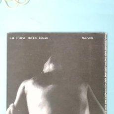 Livres d'occasion: LA FURA DELS BAUS - MANES- . FOTOGRAFIAS Y TEXTOS. EJEMPLAR NUMERADO. Lote 205135887
