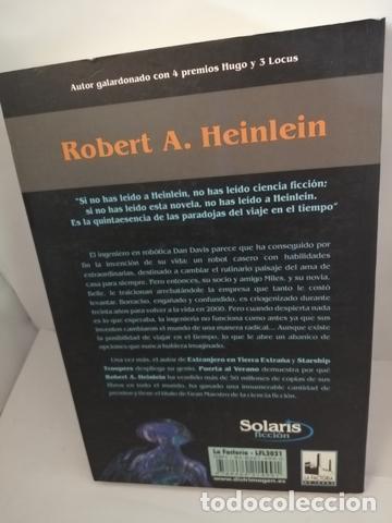 Libros de segunda mano: PUERTA AL VERANO DE ROBERT A. HEINLEIN - Foto 2 - 205148821