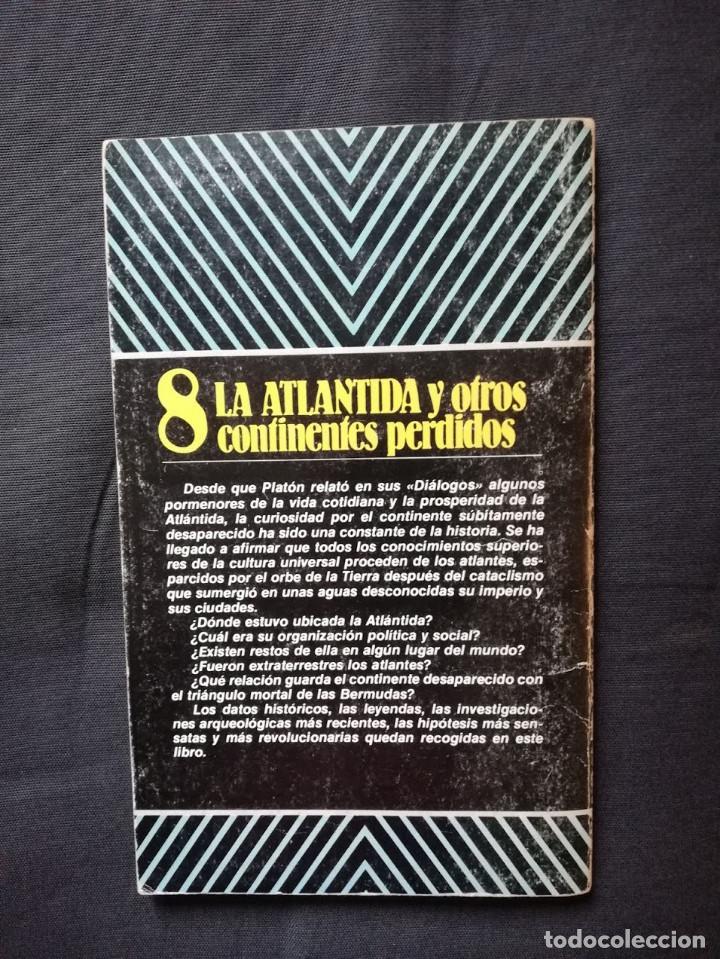 Libros de segunda mano: LA ATLANTIDA Y OTROS CONTINENTES PERDIDOS - COLECCION DIRIGIDA POR DR. JIMÉNEZ DEL OSO - Foto 2 - 205178555