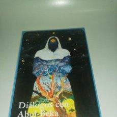 Libros de segunda mano: CAYETANO ARROYO - DIÁLOGOS CON ABUL - BEKA. Lote 205199076