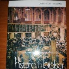 Libros de segunda mano: HISTORIA DE LA BOLSA DE MADRID. Lote 205271402