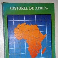Libros de segunda mano: HISTORIA DE AFRICA POR MARIANO L. DE CASTRO Y Mª LUISA DE LA CALLE DE EDICIONES MEC EN MADRID 1987. Lote 205450701