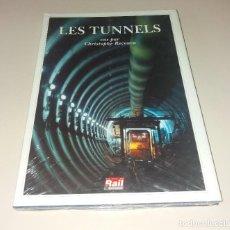 Libros de segunda mano: LIBRO. LES TUNNELS (TRENES). CHRISTOPHE RECOURA, 1993, LA VIE DU RAIL. Lote 205458027