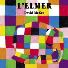 Libros de segunda mano: L'ELMER (L'ELMER. ÀLBUM IL.LUSTRAT) (CATALÁN). Lote 205525907