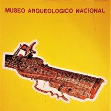 Libros de segunda mano: ARMAS DEL MUSEO ARQUEOLÓGICO NACIONAL. Lote 205535021
