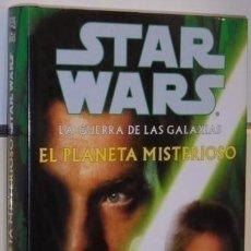 Libros de segunda mano: STAR WARS, EL PLANETA MISTERIOSO.. Lote 205562423