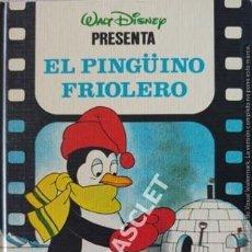 Libros de segunda mano: ANTIGÜO LIBRO DE WALT DISNEY - EL PINGÜINO FRIOLERO. Lote 205585523