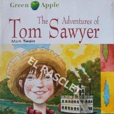 Libros de segunda mano: THE AVENTURES OF TOM SAWYER DE MARK TWAIN. Lote 205588033