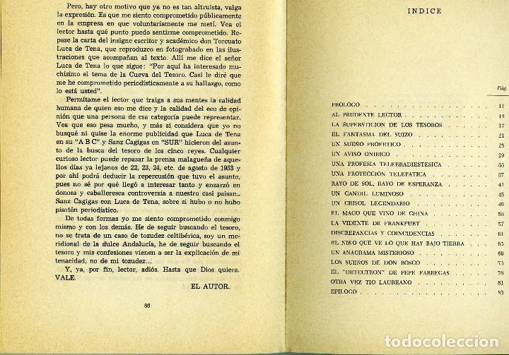Libros de segunda mano: LIBRO=EPISODIOS MALAGUEÑOS-POR MANUEL LAZA PALACIO=AÑO 1975-VER FOTOS ADICIONALES DE ESTE LOTE . - Foto 9 - 205655592