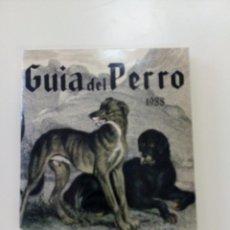 Libros de segunda mano: LOTE 8 LIBROS PERROS CAZA- GUIA PERROS, ADIESTRAMIENTO, PRACTICA MONTERIA + REGALO AVES MIGRADORAS. Lote 205669300