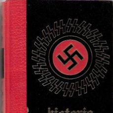 Libros de segunda mano: HISTORIA DE LA GESTAPO - BERNARD MICHAL. Lote 205700016