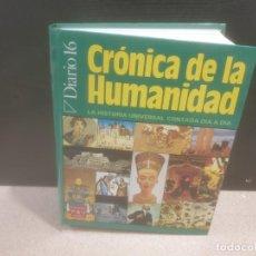 Libros de segunda mano: CRONICA DE LA HUMANIDAD.....DIARIO 16....1991...... Lote 205701785
